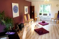 Stimm-Oase Atemtherapie und Gruppenraum